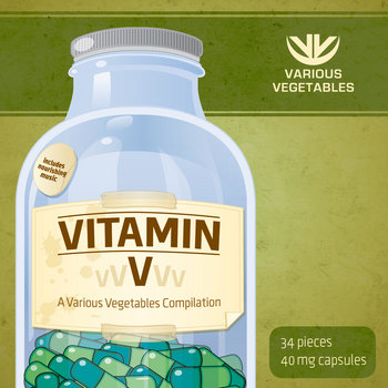Vitamin V cover art