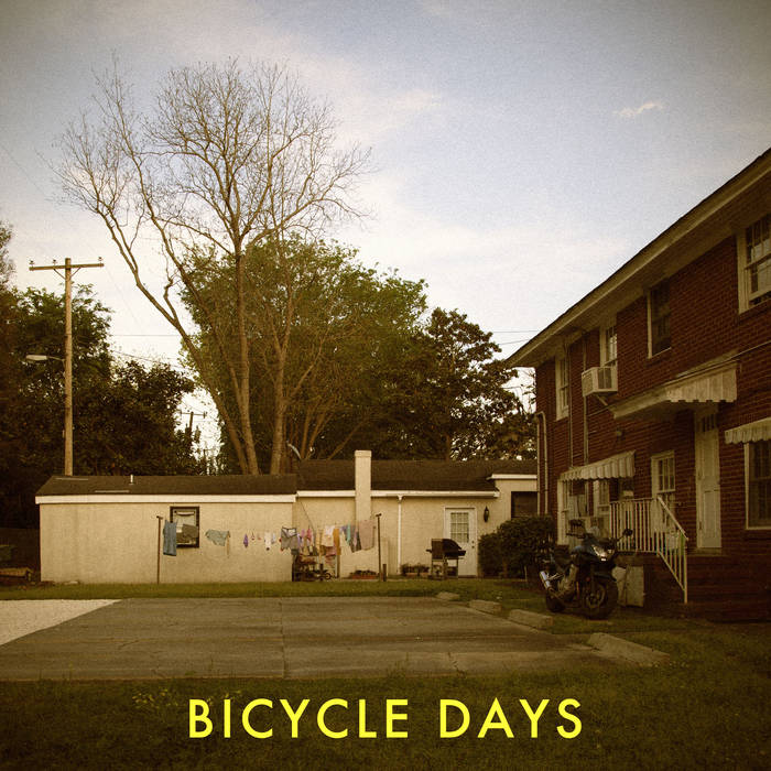 Bicycle Days EP cover art