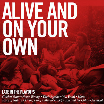 Alive and On Your Own cover art