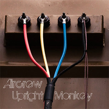 Upright Monkey cover art