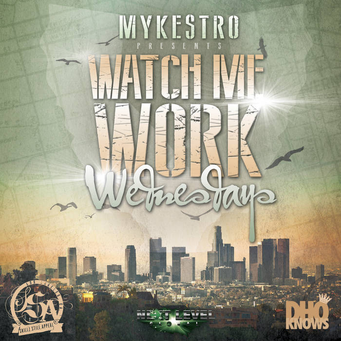 WATCH ME WORK WEDNESDAYS ( W.M.W.W. ) cover art