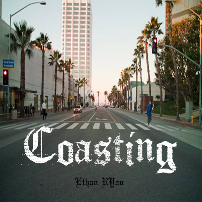 Ethan RYan - Coasting (EP) cover art