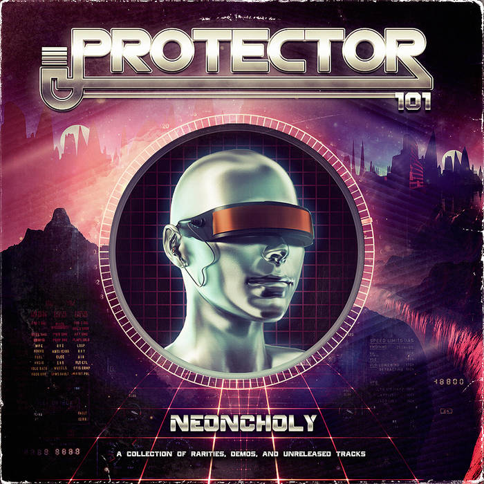 Neoncholy cover art