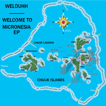 Welcome to Micronesia EP cover art