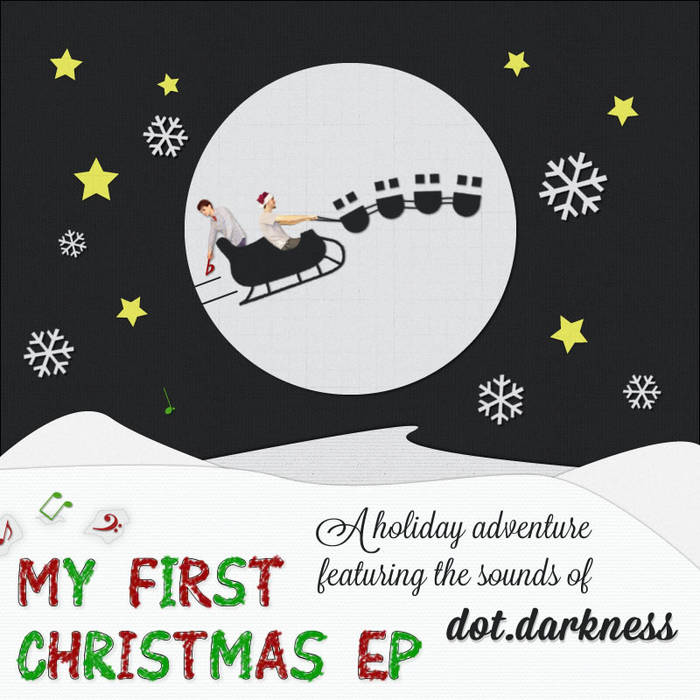 My First Christmas EP cover art