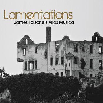 Allos Musica Trio: Lamentations cover art