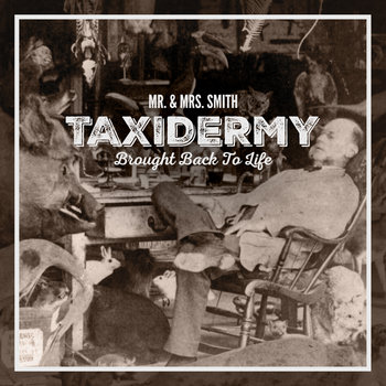 Taxidermy (Brought Back To Life) cover art
