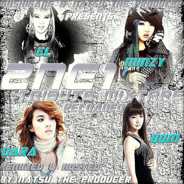2NE1 - Tribute Mixtape (Reloaded) cover art