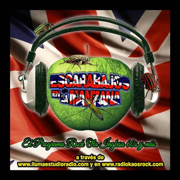 ESCARABAJOS EN LA MANZANA en Iluma Estudio Radio cover art