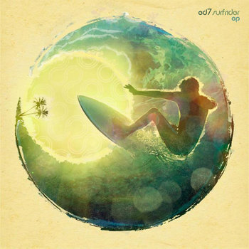 Surfrider EP cover art