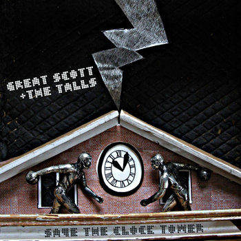 SAVE THE CLOCK TOWER cover art