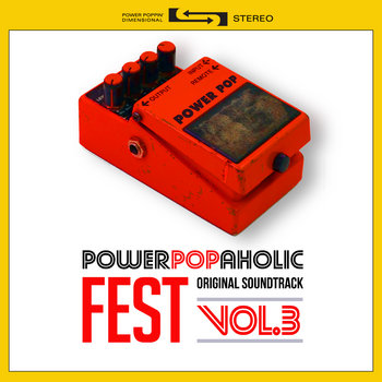 Power Popaholic Fest Original Soundtrack Vol.3 cover art