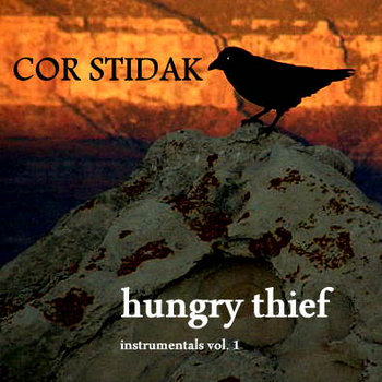 Hungry Thief (instrumentals vol. 1) cover art