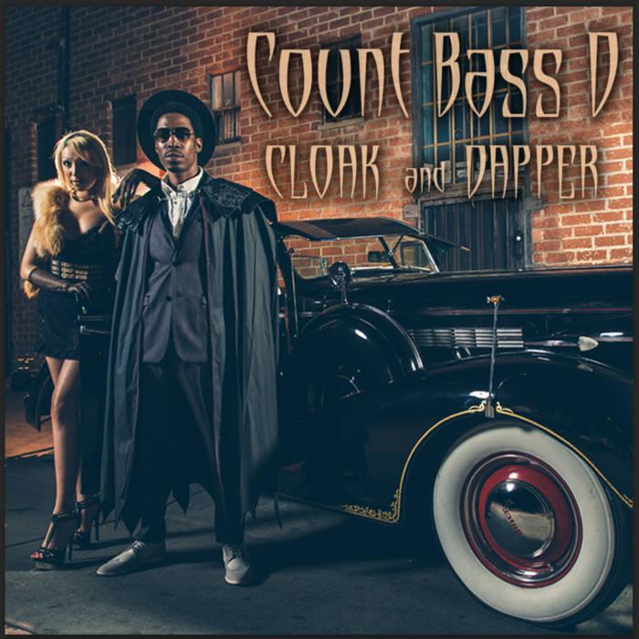 Cloak and Dapper cover art
