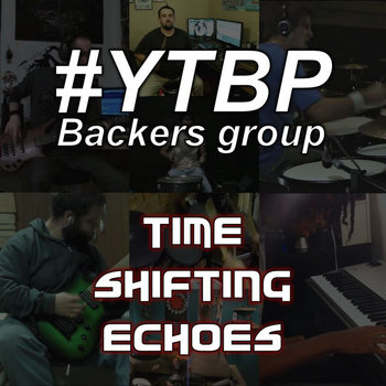 Time Shifting Echoes cover art
