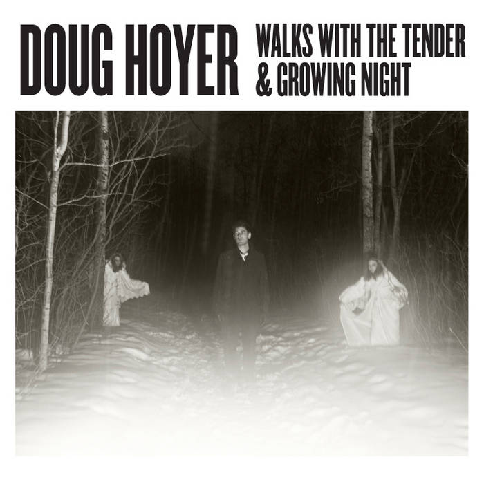 Walks with the Tender and Growing Night cover art