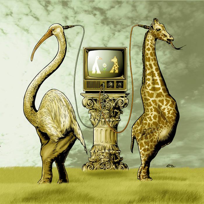 Virtual Proximity cover art