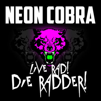 Live Rad! Die Radder! cover art