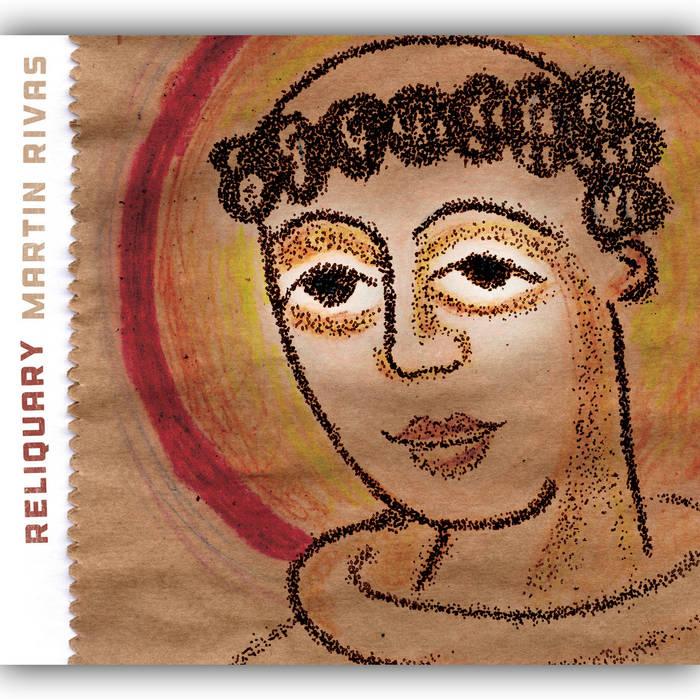 Reliquary cover art