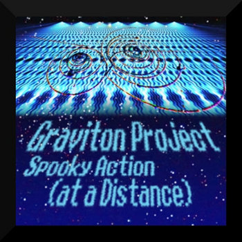 Spooky Action (at a Distance) cover art