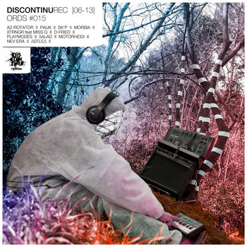 Discontinurecords 06/13 cover art