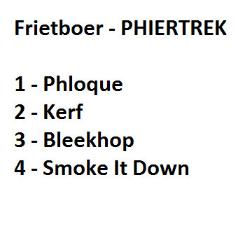 PHIERTREK cover art
