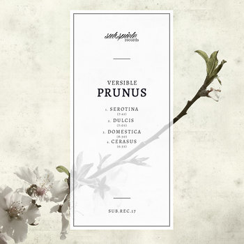 Prunus cover art