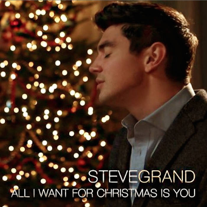 All I Want for Christmas Is You cover art