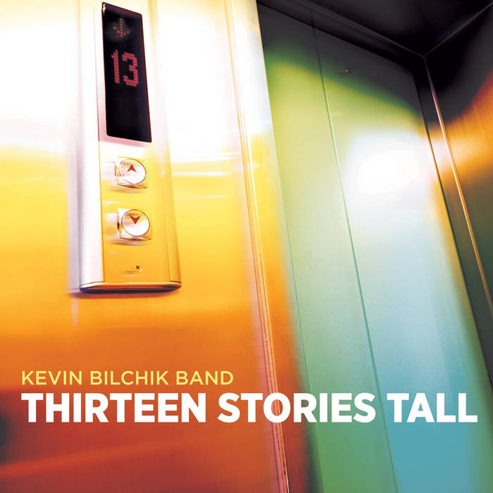 Thirteen Stories Tall cover art