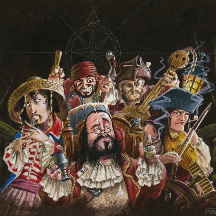 Bootleggers cover art