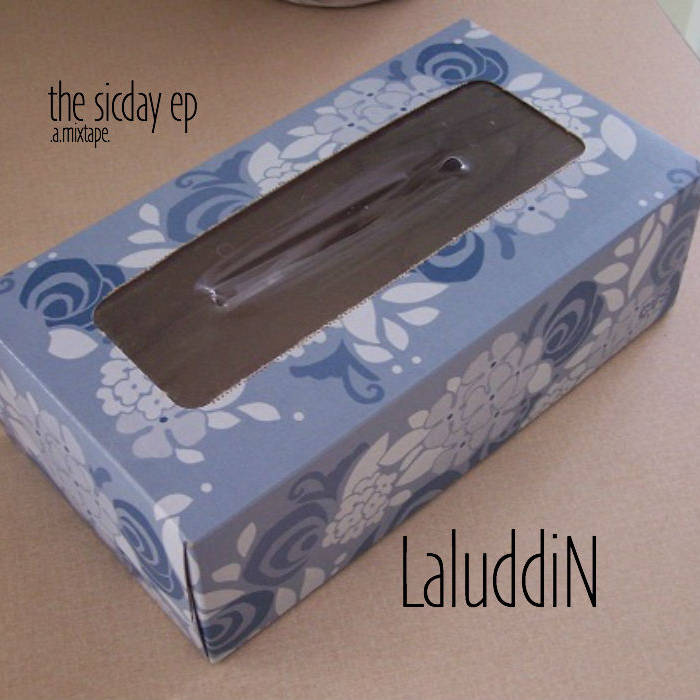 the siCday (mixtape) ep cover art