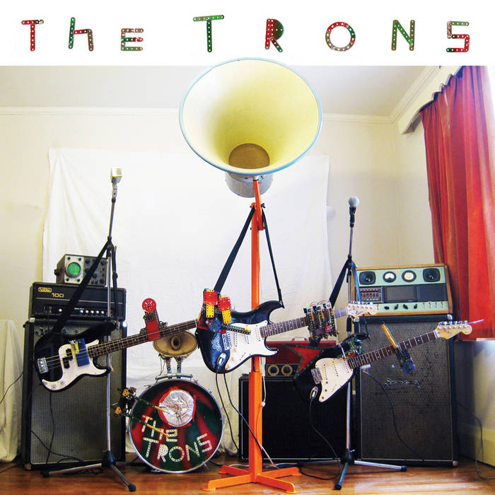 The Trons cover art