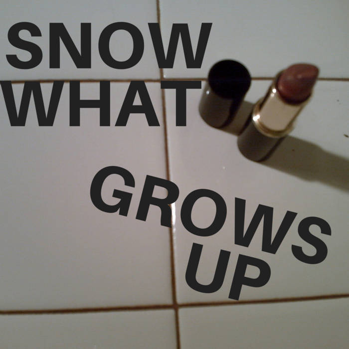 Grows Up cover art