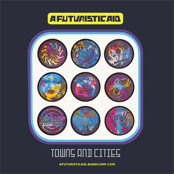 TOWNS AND CITIES cover art