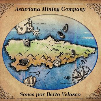 Sones por Berto Velasco cover art