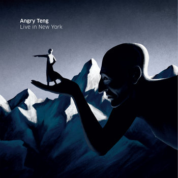 Live in New York cover art