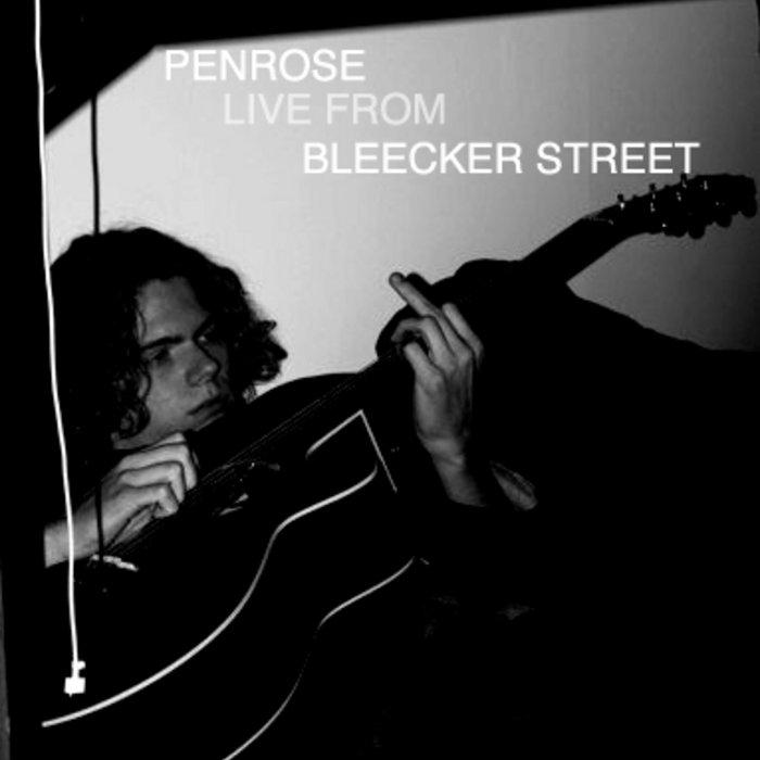 Live From Bleecker Street cover art