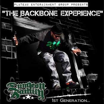 """THE BACKBONE EXPERIENCE"" cover art"