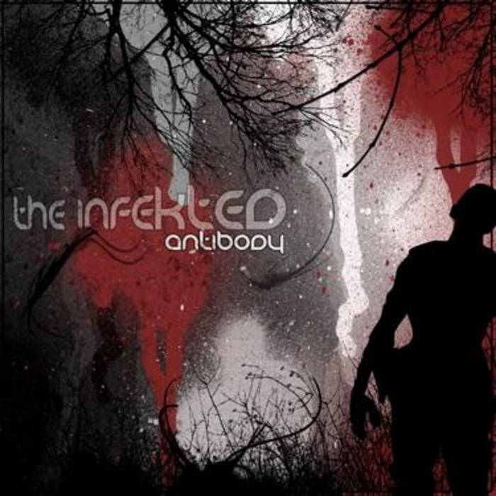 Antibody EP cover art