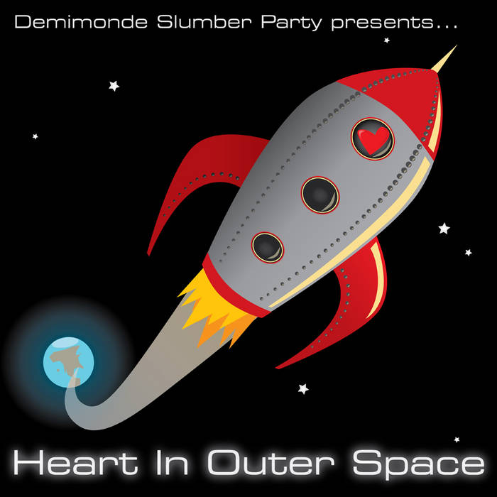 Heart In Outer Space cover art