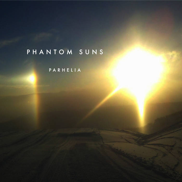Parhelia EP cover art