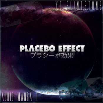placebo effect (audio manga 1) cover art