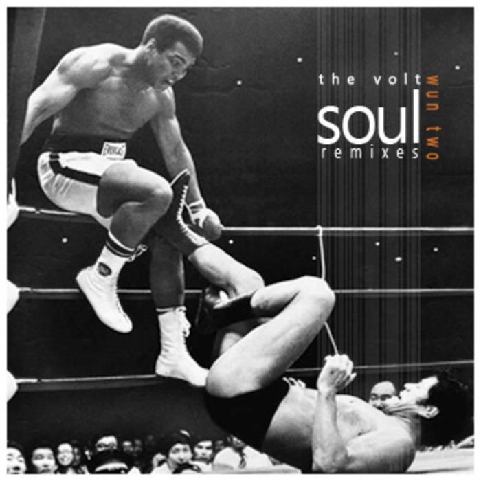 the volt soul remixes cover art