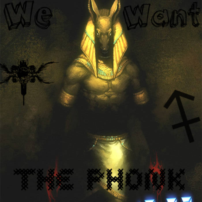 We Want The Phonk cover art