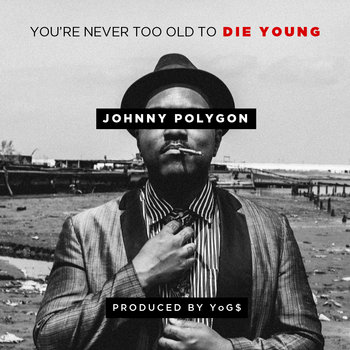 You're Never Too Old To Die Young cover art