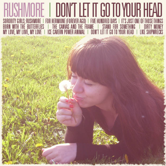 Don't Let It Go To Your Head cover art
