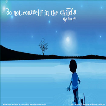 do not yourself in the child's cover art