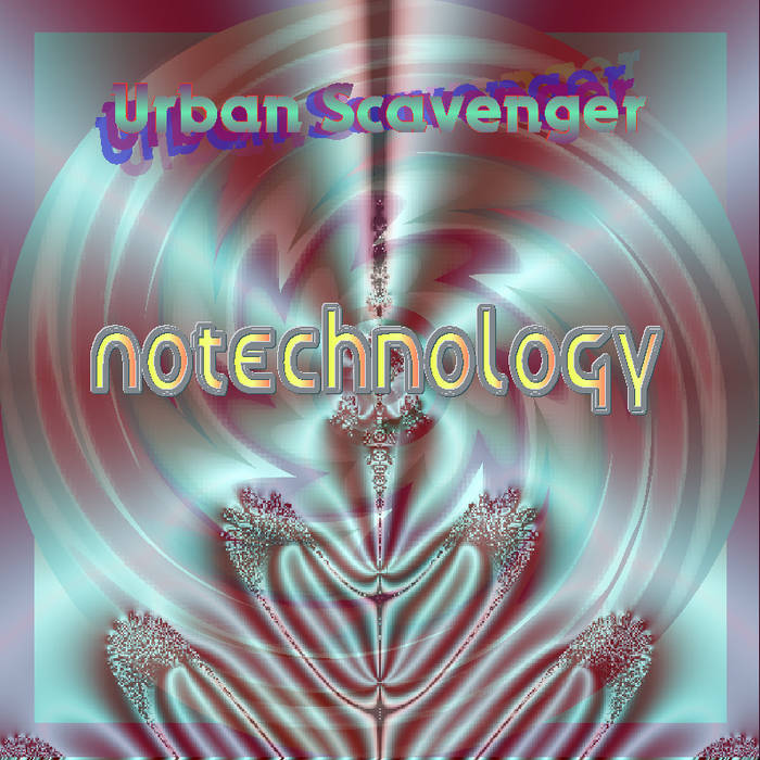 Notechnology cover art