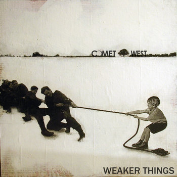 WEAKER THINGS cover art