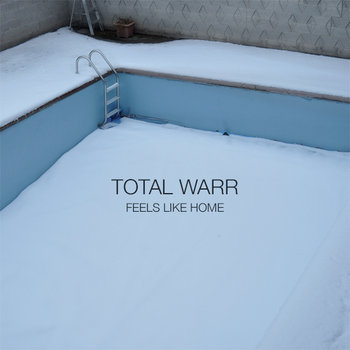 Feels Like Home EP cover art